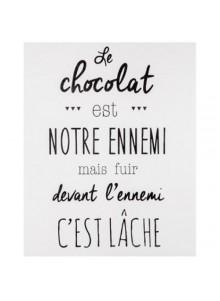 Tablou sticker Chokolat,...