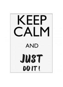 Tablou sticker Keep Calm,...