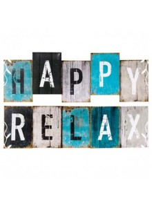 Tablou canvas Happy Relax,...