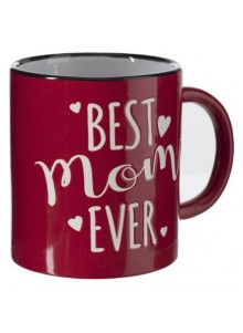 Cana XL Best Mom, ceramica,...